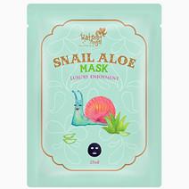 Snail aloe mask