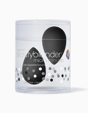 Micro Mini Pro 2 Black (Set of 2 Blenders) by Beauty Blender |
