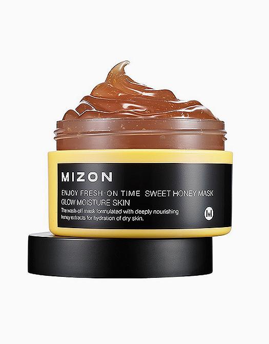Enjoy Fresh-On Time Sweet Honey Mask by Mizon
