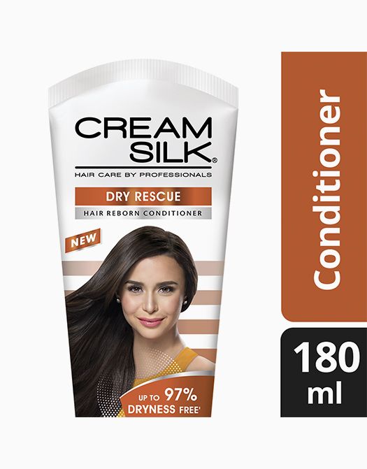 Cream Silk Hair Conditioner Dry Rescue (180ml) by Cream Silk