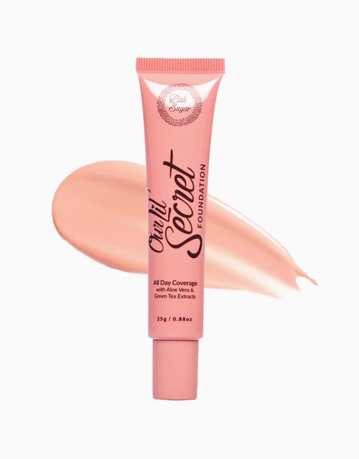 Our Lil' Secret Liquid Foundation by Pink Sugar   Light Medium