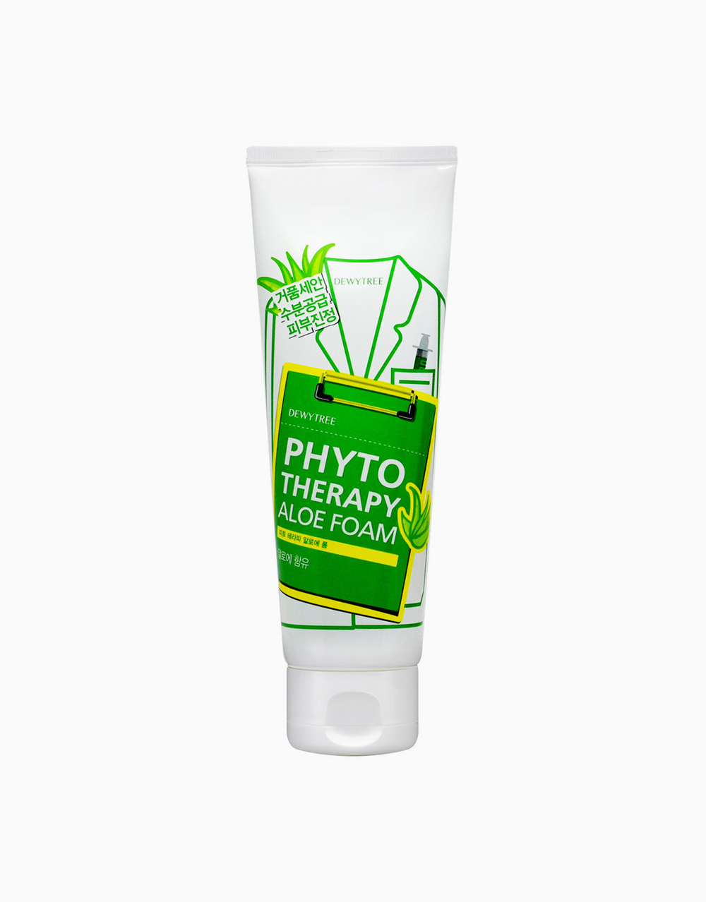 Phyto Therapy Aloe Foam by Dewytree