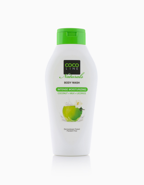 Intense Moisturizing Body Wash (190ml) by Cocoline Naturals