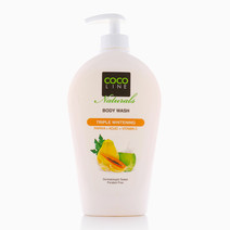 Whitening Body Wash (340ml) by Cocoline Naturals
