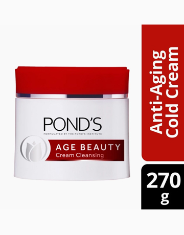 Pond's Age Beauty Cold Cream (270g) by Pond's