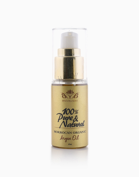 100% Pure & Natural Argan Oil (30ml) by Beaublends