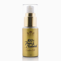 100% Pure Castor Oil (40ml) by Beaublends