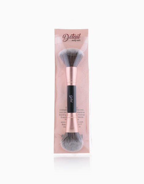Professional Face Duo Brush by DETAIL