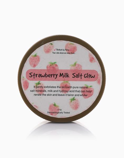 Strawberry Milk Salt Glow by Skinlush