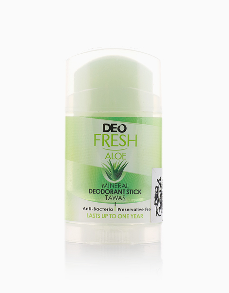 Aloe Mineral Deodorant Tawas Stick (100g) by Deofresh