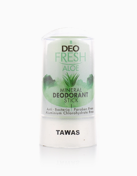 Aloe Mineral Deodorant Tawas Stick by Deofresh