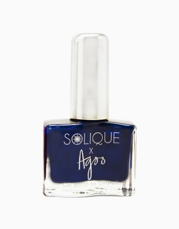 Solique x Agoo Posse (Deep Blue) by Solique