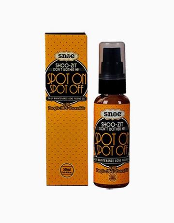 Shoo-zit! Don't Bother Me! Spot On Spot Off Acne Fading Gel by Snoe Beauty