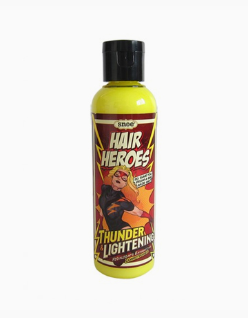 Hair Heroes Thunder & Lightening Highlights Enhancing Shampoo by Snoe Beauty