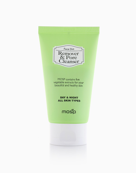 Face Dirt Remover & Pore Cleanser by MOSP