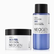 Rice-Peel & Activator Sake Facial Peel by Neogen
