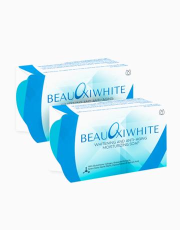 BeauOxi White Age Defying Skin Whitening Soap (2 pcs.) by BeauOxi White