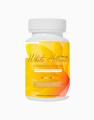 White Allure Plus 7 In 1 Enhanced Glutathione by White Allure