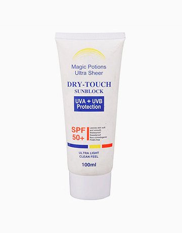Magic Potions Ultra Sheer Dry-Touch Sunblock SPF 50 by Magic Potions