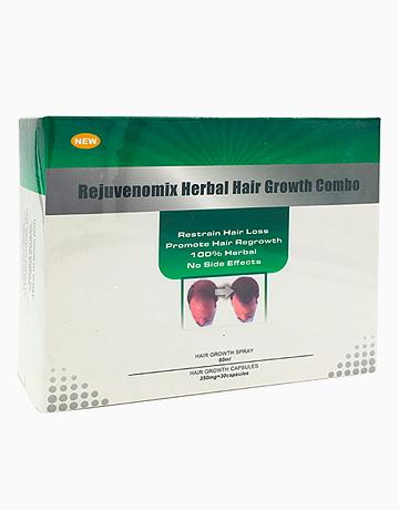 Rejuvenomix Herbal Hair Growth Combo by Rejuvenomix
