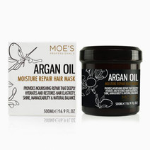 Argan Oil Hair Mask by Moe's Professionals