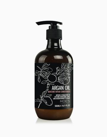 Argan Oil Moisture Repair Conditioner by Moe's Professionals