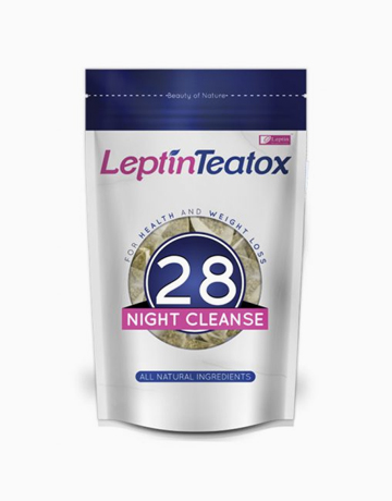 LeptinTeatox Night Cleanse (28-Day Teatox) by Leptin Teatox