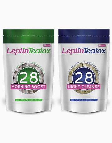 LeptinTeatox 28-Day Combo Weight Loss Tea by Leptin Teatox