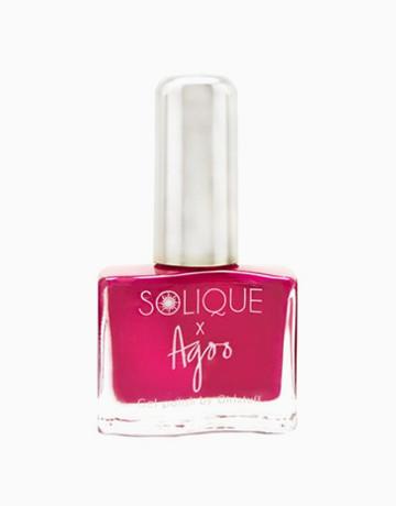Solique x Agoo Smitten (Magenta) by Solique