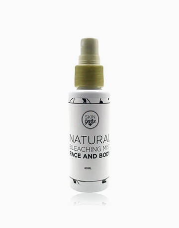 Natural Bleaching Mist Face & Body by Skin Genie