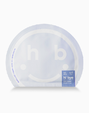 Hi Bye Soothing Sheet Mask by Banila Co.