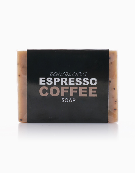 Espresso Coffee Soap by Beaublends