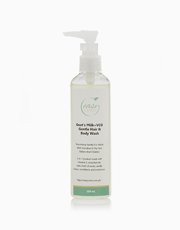 Goat's Milk + Vanilla Wash by Easy Cures