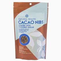 Cacao Nibs (Coated) by Natural Health