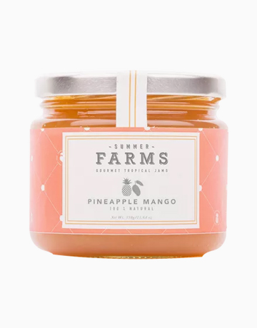 Pineapple Mango Jam by Summer Farms