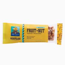 Fruit nut bar