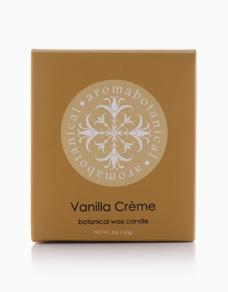 1-Wick Candle by Aromabotanical Philippines | Vanilla Cremé