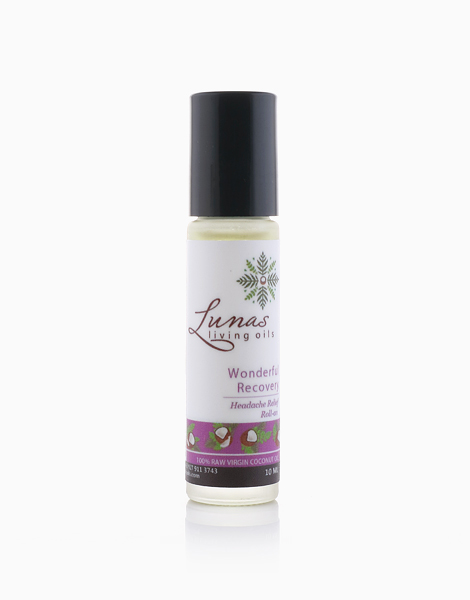 Headache Relief Roll-On by Lunas Living Oils