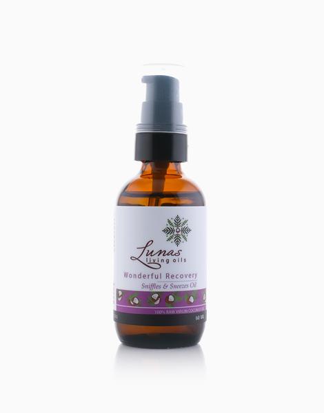 Sniffles & Sneezes Oil by Lunas Living Oils