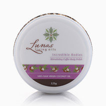 Coffee Body Polish by Lunas Living Oils