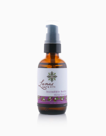 Anti-Cellulite Toning Oil  by Lunas Living Oils