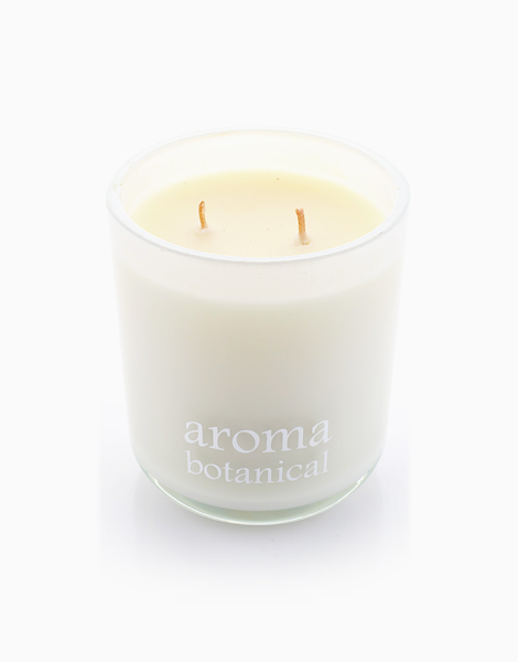 2-Wick Candle  by Aromabotanical Philippines |