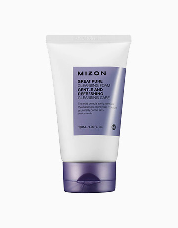Great Pure Cleansing Foam by Mizon