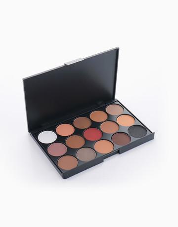 Eyeshadow Palette by Sparkle Cosmetiks