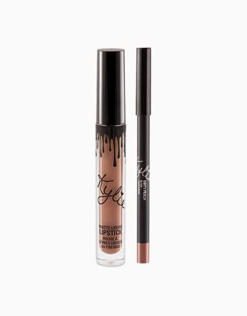 Dirty Peach Lip Kit by Kylie Cosmetics