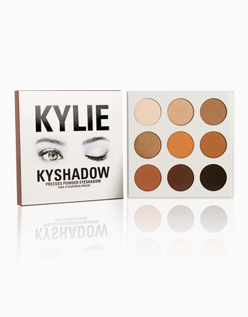 Kyshadow Bronze Palette by Kylie Cosmetics