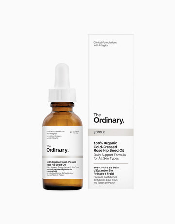 100% Organic Rose Hip Oil by The Ordinary