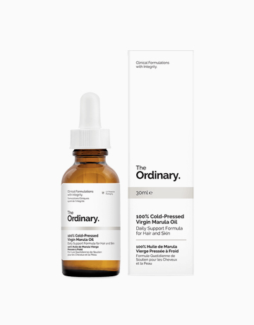 100% Cold-Pressed Virgin Marula Oil by The Ordinary