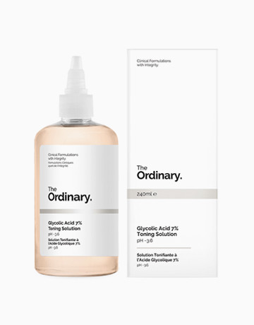 Glycolic Acid 7% Toning by The Ordinary