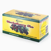 Carica herbalberry tea